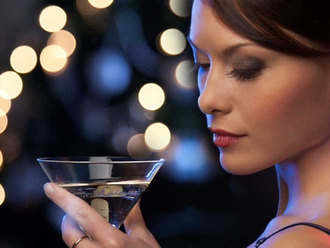 woman cocktail